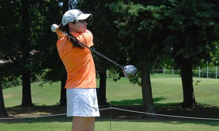 La caleña Silvia Garcés, cuarta al final en el Suramericano Amateur 2017