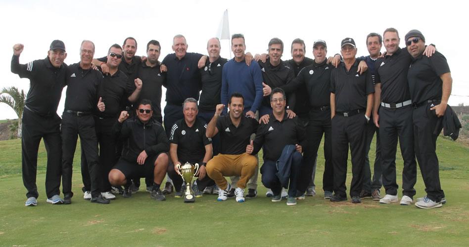Lanzarote Golf acoge este fin de semana la tercera edición de la Copa Gibraltar