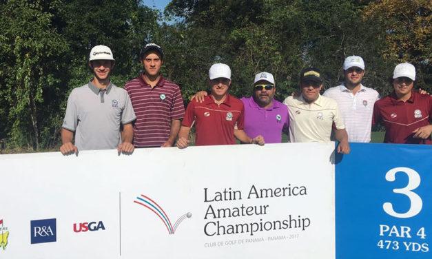 Los seis venezolanos fueron finalistas en Latinoamericano