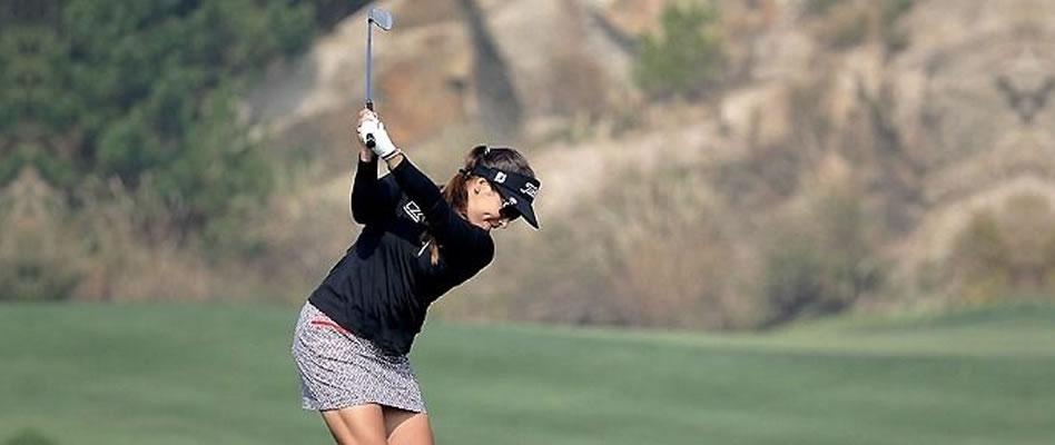 María José Uribe, Top 15 del Clásico de Las Bahamas del LPGA Tour