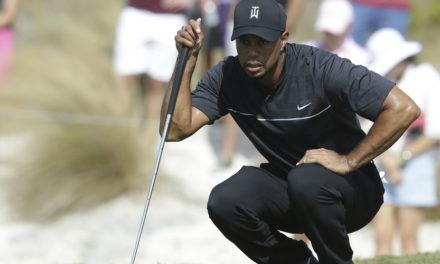 """Notah Begay confía en Tiger: """"Creo que va a ganar al menos un torneo en 2017"""""""