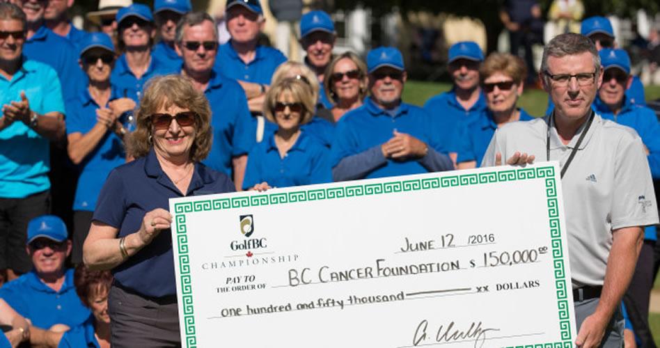 PGA Tour levanta récord de $166 millones en donaciones en el 2016