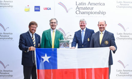Prince of Wales Country Club de Chile será la sede del Latin America Amateur Championship 2018