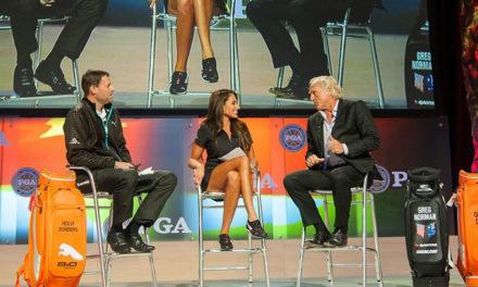 Principales fabricantes de golf se toman el PGA Merchandise Show en Orlando