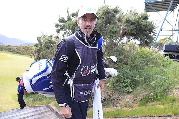 Colin Byrne, en el Irish Open. © Golffile | Eoin Clarke