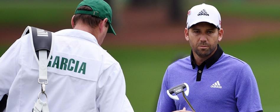 Sergio García, con la vista puesta en el Masters de Augusta