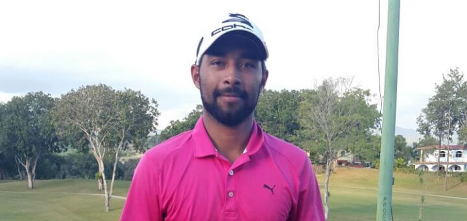 Tejeira ganó merecido cupo para el Web.com en el Club de Golf de Panamá