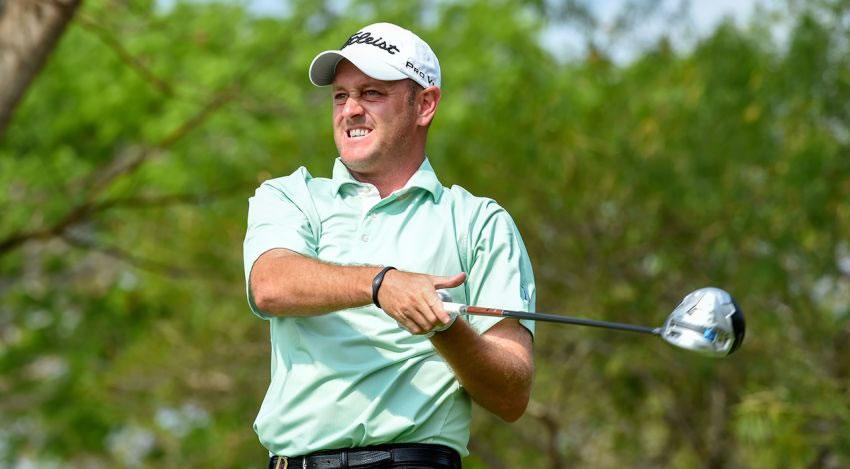 El estadounidense James Hazen busca jugar por segundo año consecutivo en PGA TOUR Latinoamérica. (Enrique Berardi/PGA TOUR)