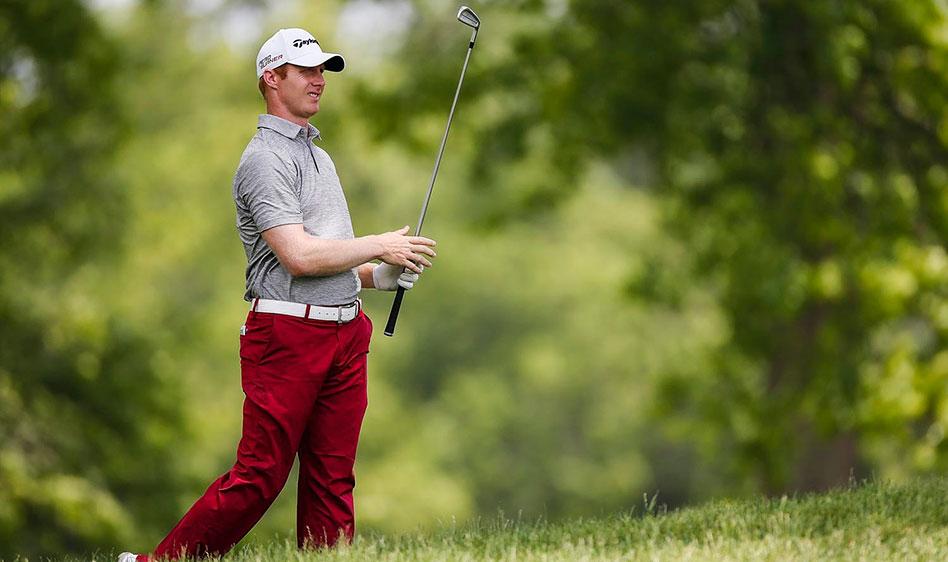 El estadounidense Russell Surber busca jugar por tercera vez en su carrera en PGA TOUR Latinoamérica. (Gregory Shamus/Getty Images)