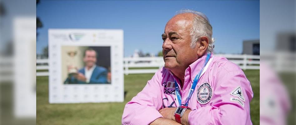 Una leyenda del golf español