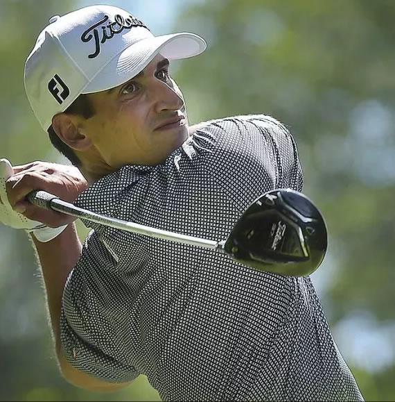 Dominic Bozzelli (cortesía PGA TOUR)