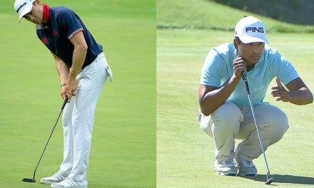 Villegas y Muñoz, de nuevo juntos en una misma semana de juego en el PGA Tour desde este jueves