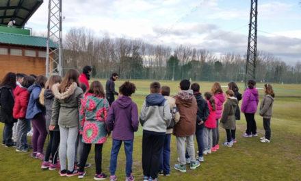 25 colegios pasarán por el Centro de Tecnificación de la Federación de Golf de Madrid entre febrero y mayo