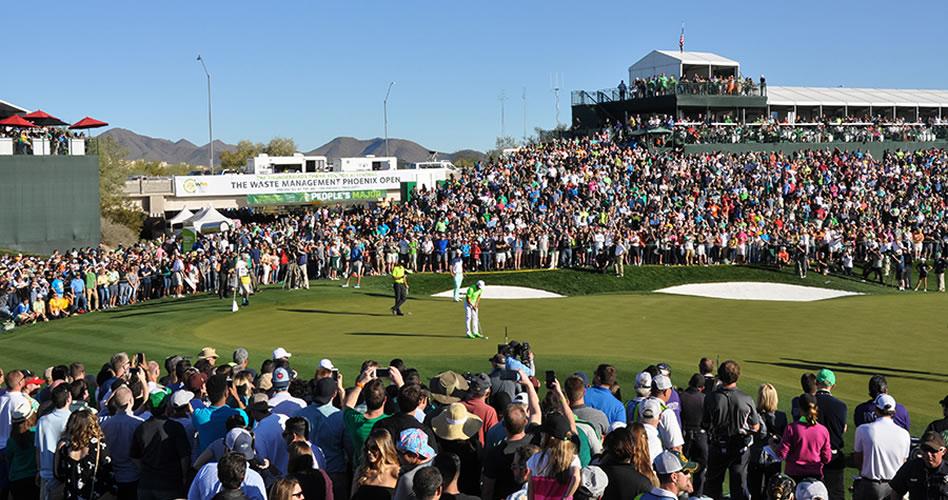 655.434 personas acudieron al Phoenix Open