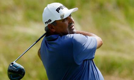 """Angel Cabrera, preocupado por la actualidad del golf argentino: """"Estamos medio quedados"""""""