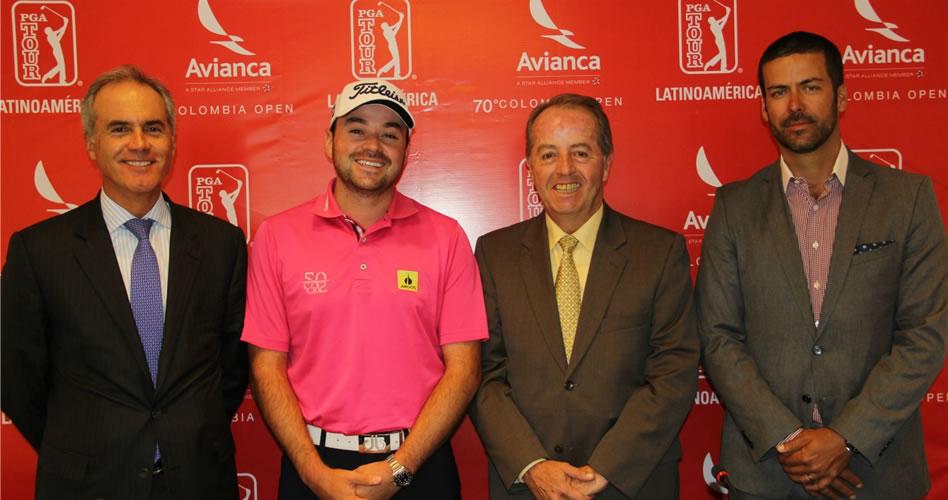 Colombia sigue respirando golf: ya se vive en bogotá el 70 Avianca Colombia Open