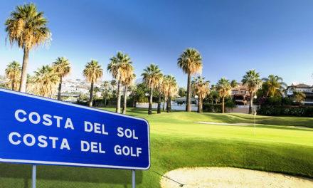 El golf consolida su crecimiento en la Costa del Sol y deja atrás la crisis