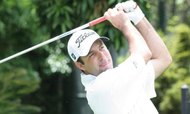 Diego Larrazábal lidera Proam del Junko Golf Club