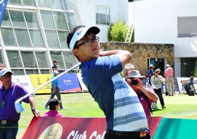 Galería de fotos, Club Colombia Championship presentado por Servientrega día jueves