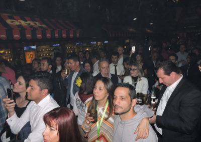 Galería de fotos, Club Colombia Championship presentado por Servientrega día miércoles