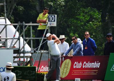 Galería de fotos, Club Colombia Championship presentado por Servientrega día viernes