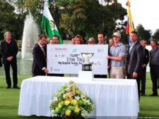 Galería de fotos, Club Colombia Championship presentado por Servientrega, premiación