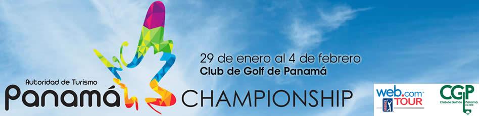 Panamá Championship, enero 26 al 4 de febrero, Club de Golf de Panamá