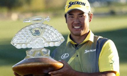 Hideki Matsuyama venció en el playoff del Waste Management Phoenix Open
