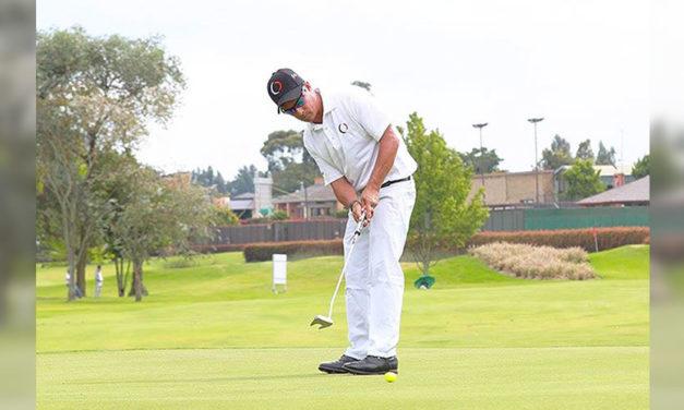 Jesús Amaya arranca el año ganando, en la Primera Parada del TOUR Profesional PGA Colombia