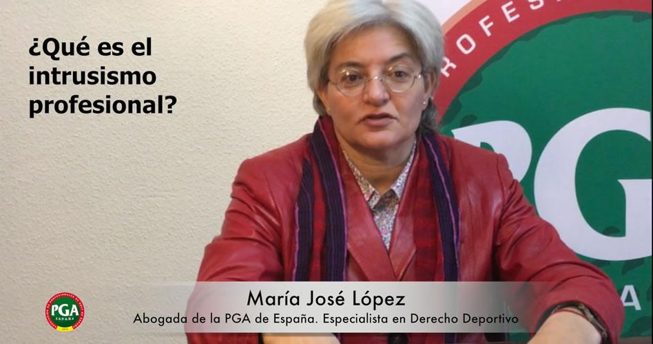 La PGA de España planta cara al intrusismo
