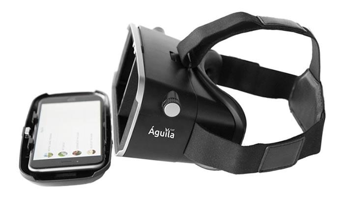 Entrenador de Realidad Virtual Aguila Golf