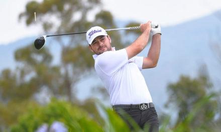 Marcelo Rozo llega al liderato del 70º Avianca Colombia Open