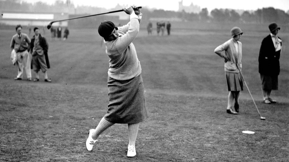 Marion Hollins, la golfista nacida libre