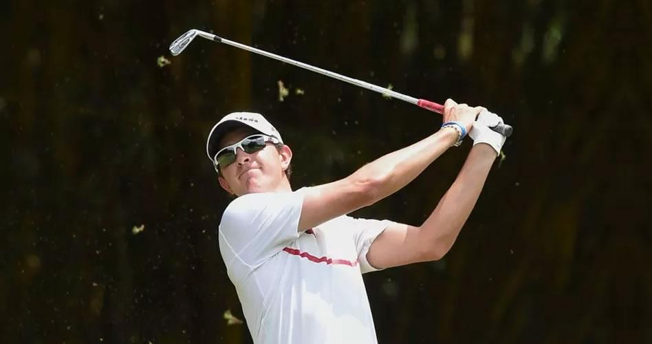 Nicolás Echavarría pasa al profesionalismo y ya planea su primera temporada en el PGA Tour LA