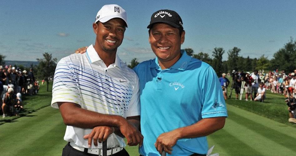 Notah Begay III, amigo de Woods: Tiger está tranquilo y planea jugar los torneos que vienen