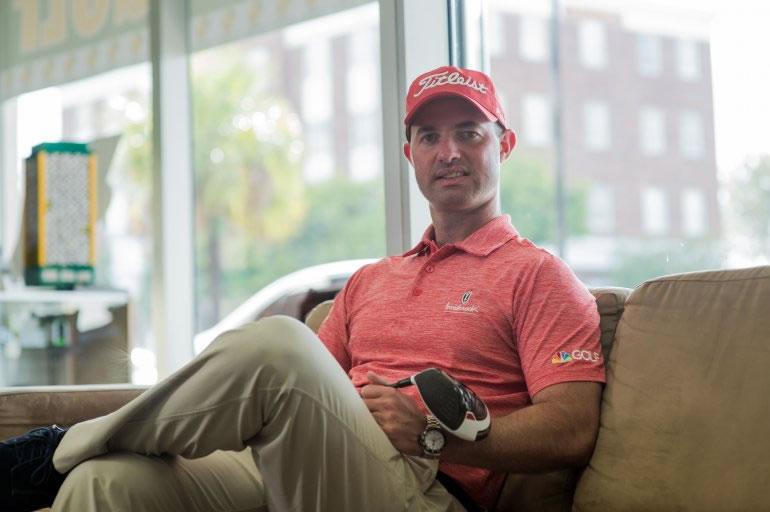 Alfredo Mendoza, otro golfista venezolano saca la cara por el país sudamericano