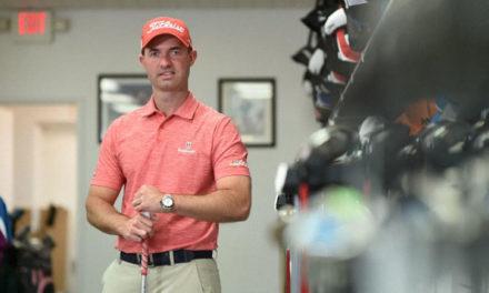 Otro golfista venezolano saca la cara por el país sudamericano