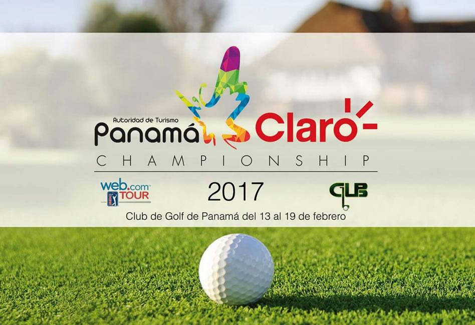 Putnam impuso su mejor juego para adueñarse del Panamá Claro Championship