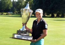Brooke Henderson gana el Portland Classic del LPGA (cortesía golf.com)
