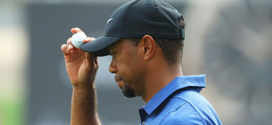 Tiger Woods dice adiós