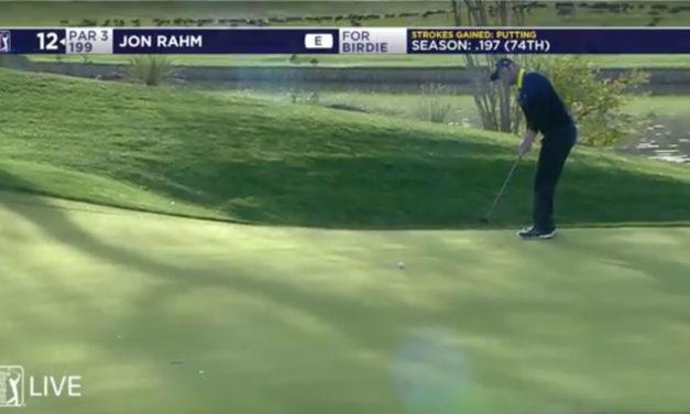 Video, ¡Rahm-Boom! Purazo del español desde 11 metros y medio para arrancar con fuerza en Phoenix