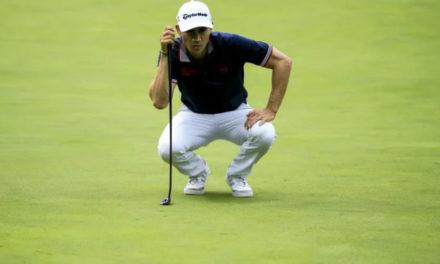Villegas siguió en ascenso este sábado en el Phoenix Open y llegará puesto 17 al día final