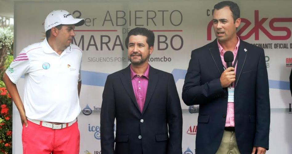 Acto Inaugural III Abierto de Maracaibo