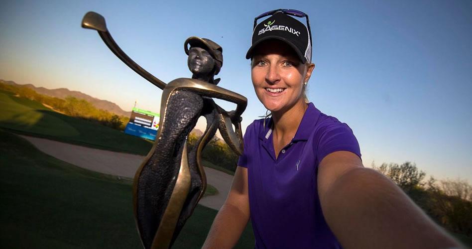 Anna Nordqvist conquista su séptimo título del LPGA Tour en el Bank of Hope Founders Cup