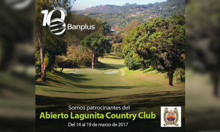 Banplus presente en el Abierto de Golf Lagunita Country Club