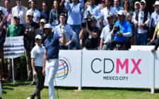 Candente inicio del WGC Mexico Championship
