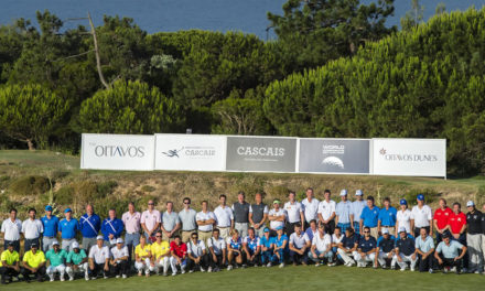 Cascais confirmado como destino de la Final Mundial 2017 de World Corporate Golf Challenge por tercer año consecutivo
