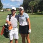 Daniela Darquea sigue su camino como profesional en el LPGA Tour