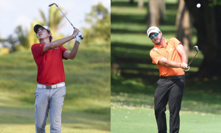 Echavarría y Zuluaga terminaron el puesto 28 del Honduras Open; Newcomb fue el ganador