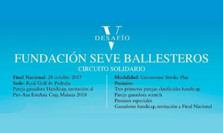 El Desafío Fundación Seve Ballesteros cumple su quinta edición